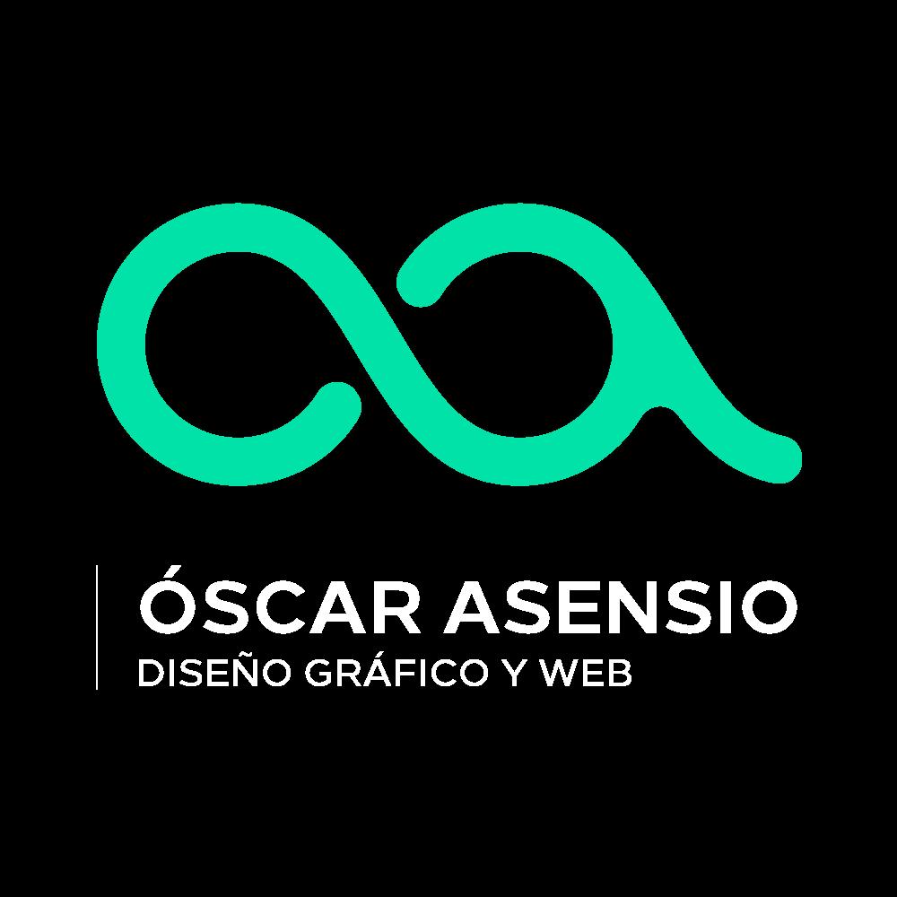 Óscar Asensio - Diseño gráfico y web - Elche - Alicante