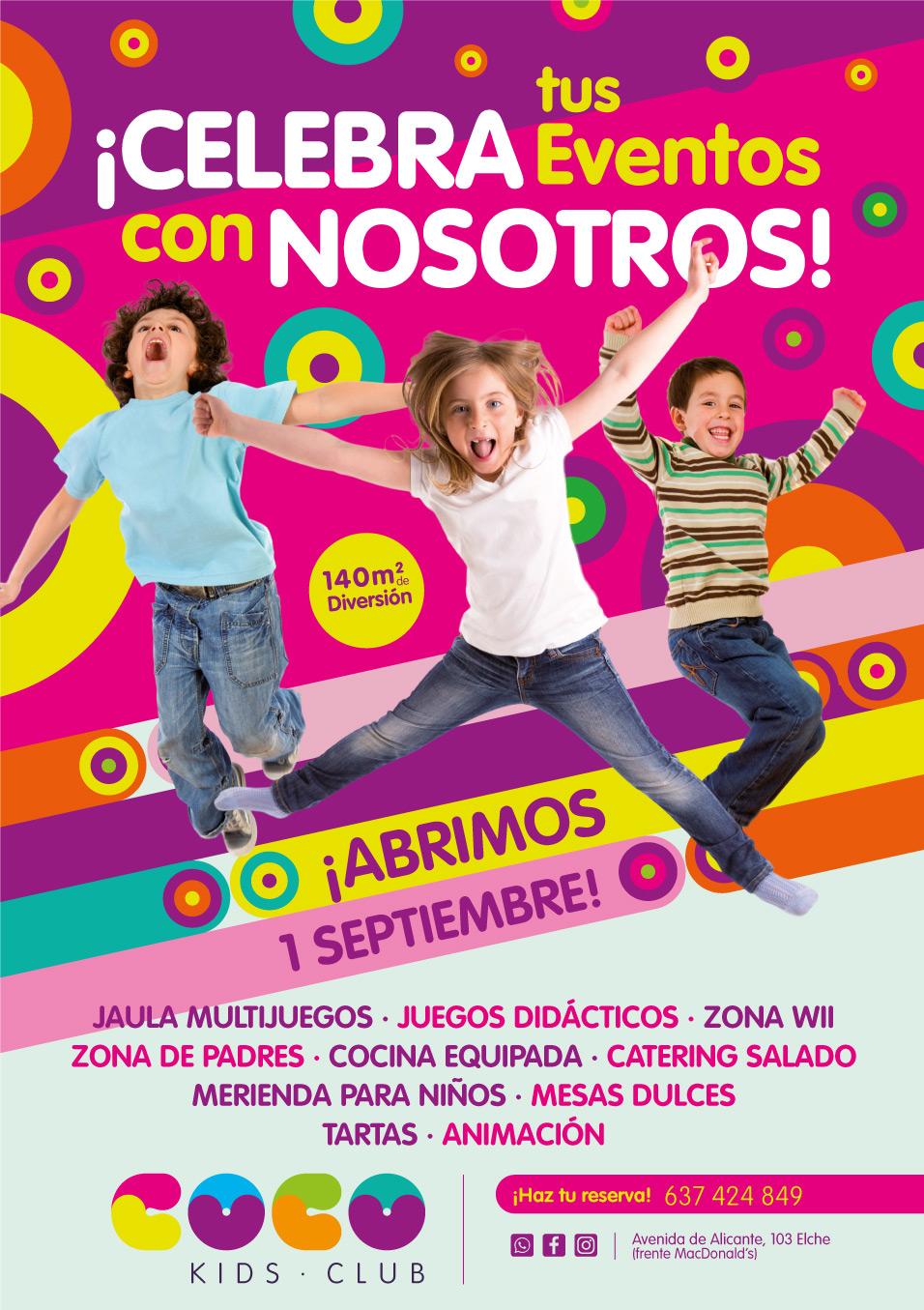 cartel-coco-kids-club