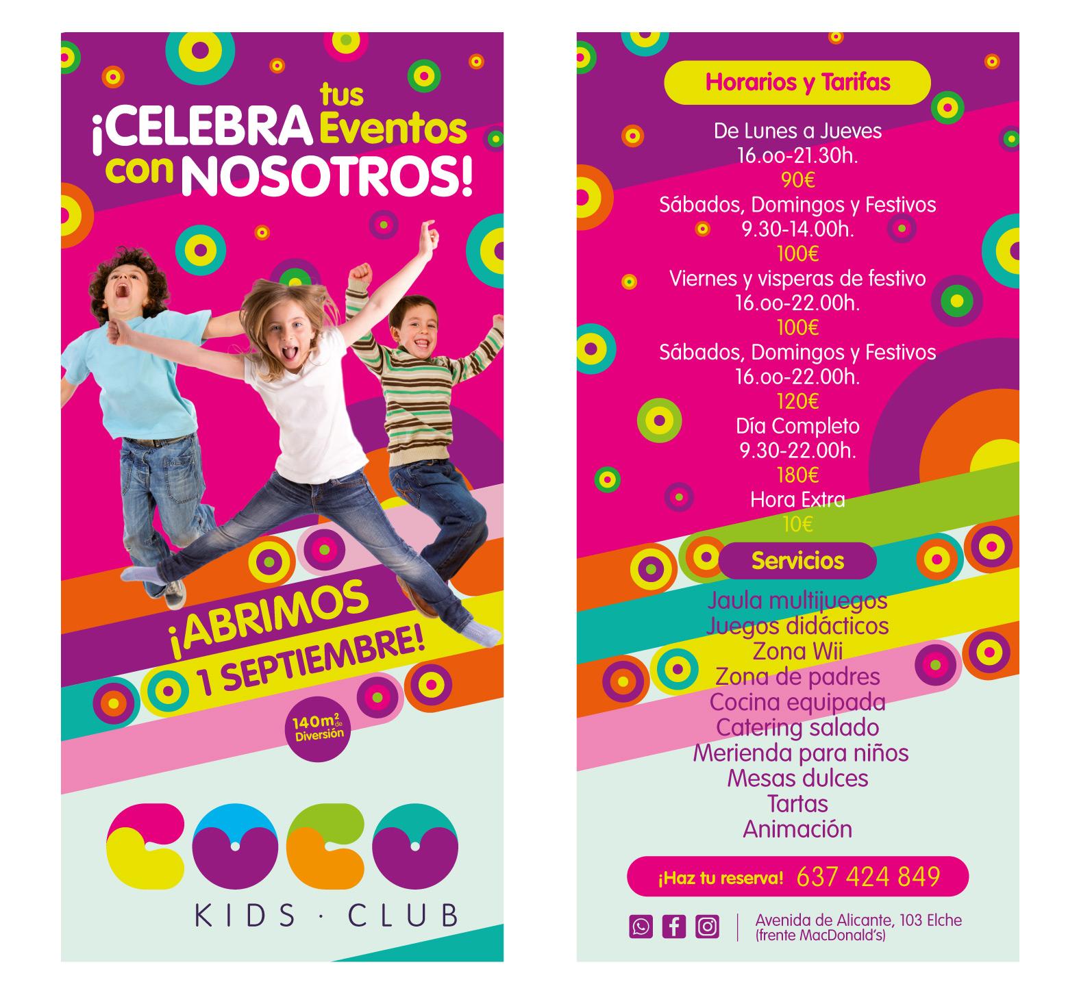 flyer-coco-kids-club